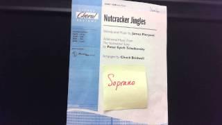 Nutcracker Jingles SOPRANO