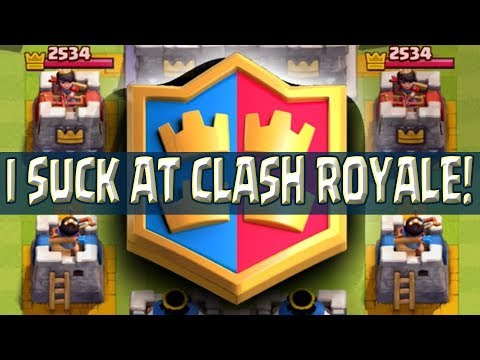 Clash Royale LIVE Stream. Trying my luck in 2v2 Draft Challenge. 8 WINS