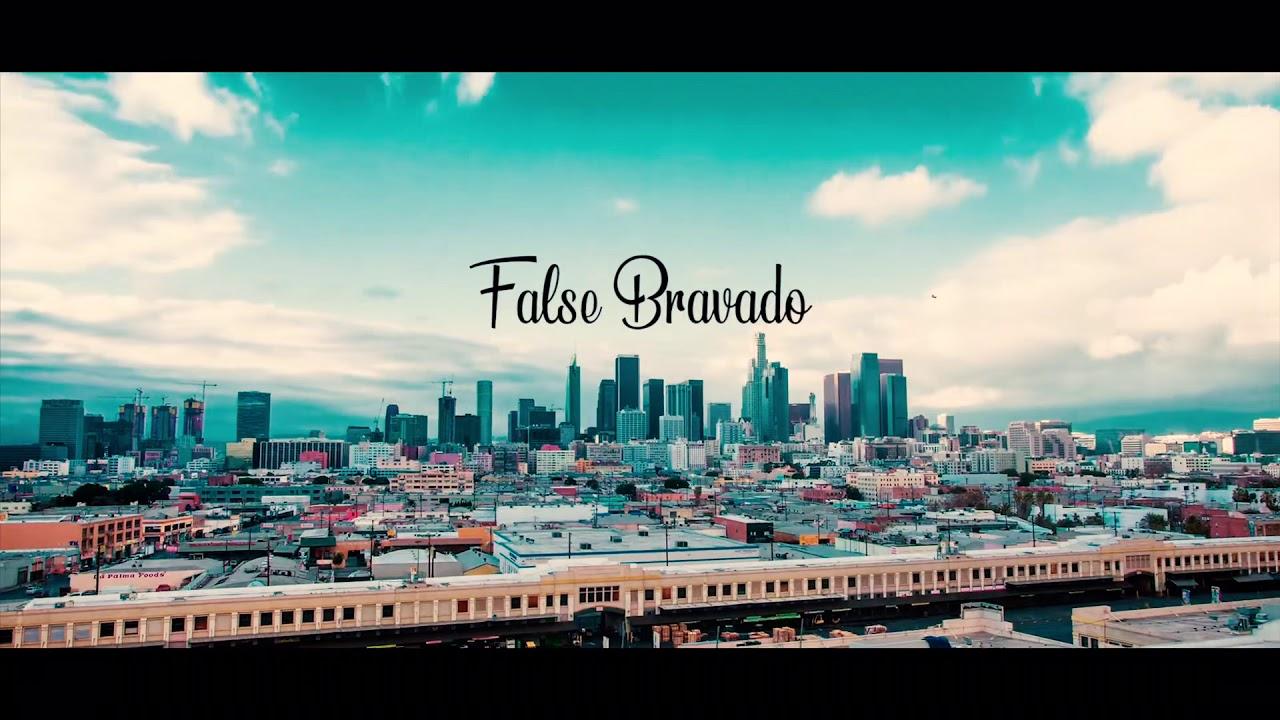 """Darren Powers - """" False Bravado"""" (FALSE BRAVADO) featuring shane c"""