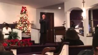 "Heart of God Ministries/ Charles Thomas singing ""When I see Jesus-Amen"""