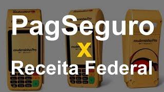 PagSeguro e o rastreamento das operações pela Receita Federal