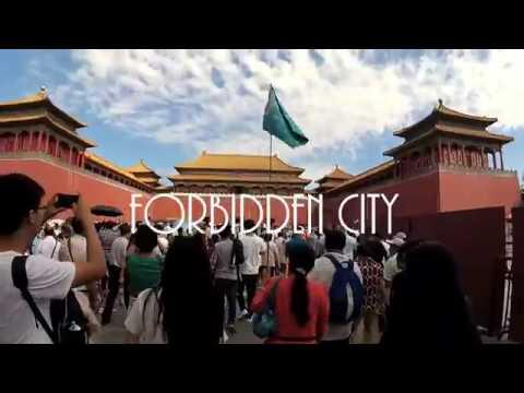 Beijing Travel Adventure | 2016 | Yi 4K Action Cam