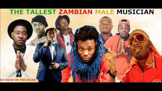 The Tallest Zambian Musician