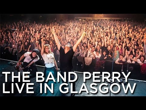 2013-11-30 'The Band Perry' @ O2 ABC, Glasgow, UK ('If I Die Young')