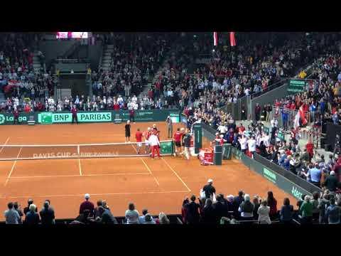 Con un improvisado dobles Chile cayó ajustadamente ante Austria en Copa Davis