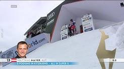 Alpiner Ski-Weltcup | Abfahrt | Kitzbühel | 1. Platz | Matthias MAYER | 2020