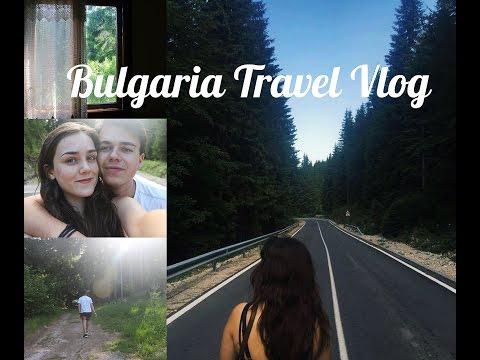 Travel vlog - Bulgaria!