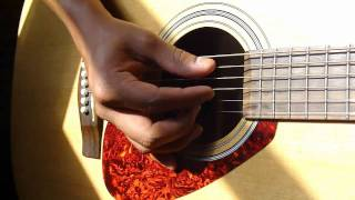 Acoustic Guitar Lesson | The Weary Kind - Fingerpicking Lesson
