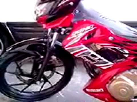 2013 suzuki raider r150.3gp - YouTube
