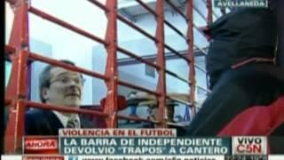 BEBOTE ALVAREZ BARRABRAVA DE INDEPENDIENTE AMENAZA A CANTERO acaestalahinchada.blogspot.com.ar