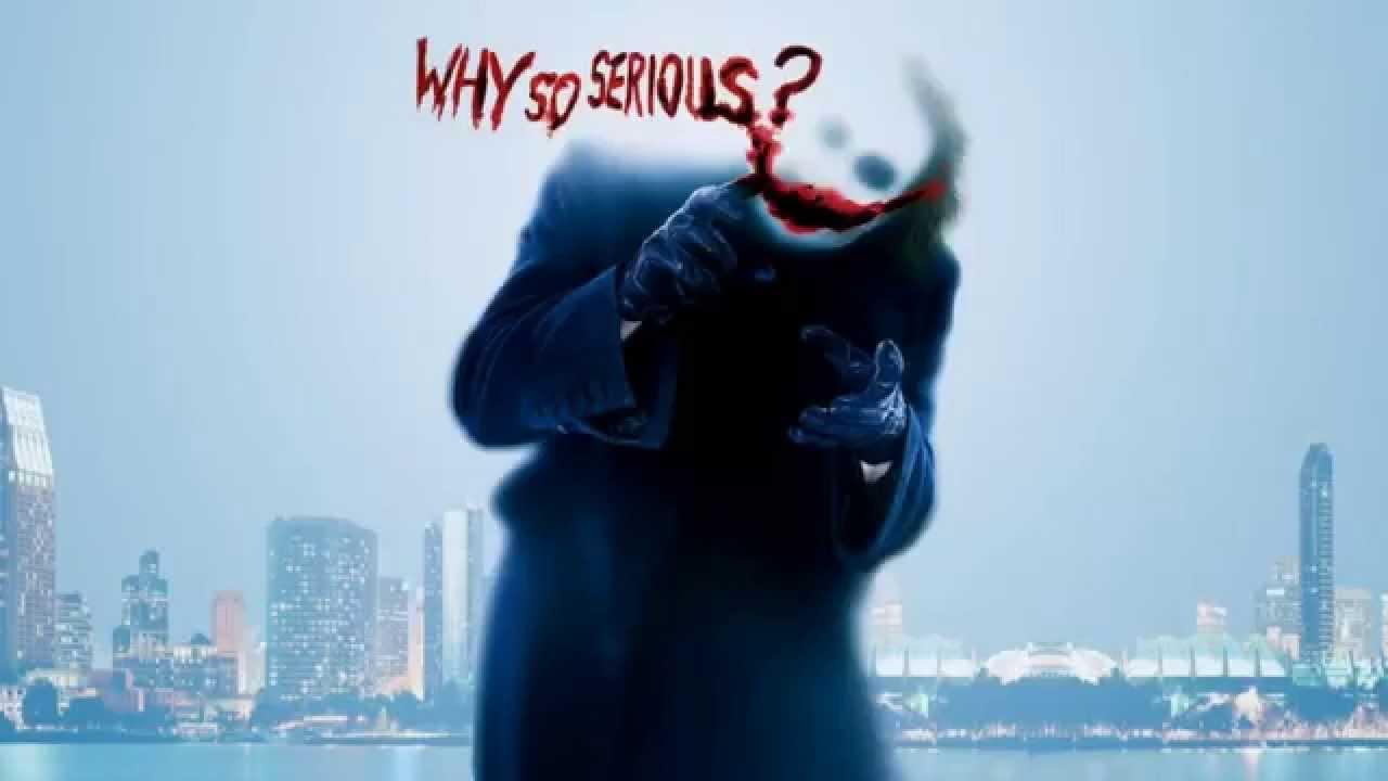 Why So Serious? (Joker Dubstep) (Original Composition