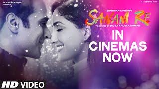 SANAM RE : IN CINEMAS NOW   Pulkit Samrat, Yami Gautam, Urvashi Rautela   Divya Khosla Kumar