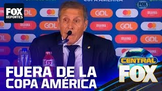 Central Fox: Uruguay queda fuera de Copa América