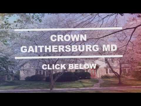 Crown Gaithersburg MD | If You're Considering Selling, ACT NOW!!
