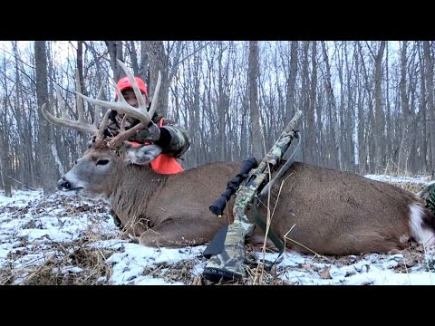 Season 8 Episode 8 - Slug Gun Rut Hunt