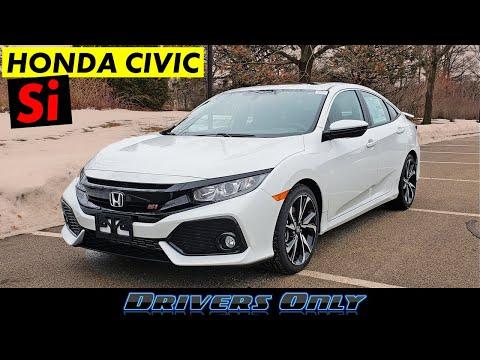 2019 Honda Civic SI Sedan - Fun, Affordable and Fast