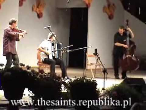 klezmer music fun tashlikh by the Saints