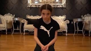 Isak Danielson - Power | Dance class by Tian Ćehić | Bolero Dance Center |