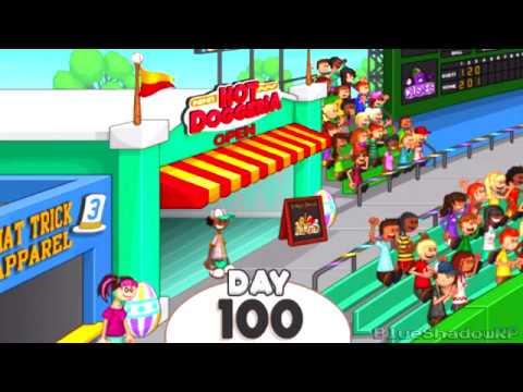 Papa's Hot Doggeria To Go! - Day 100 + Unlocking Papa Louie