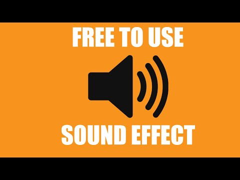 Ding Sound Effect [Download Link]