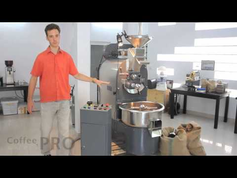 CraftMaster 5 - Coffee Drum Roaster- Brings All The Professional Features You Need!