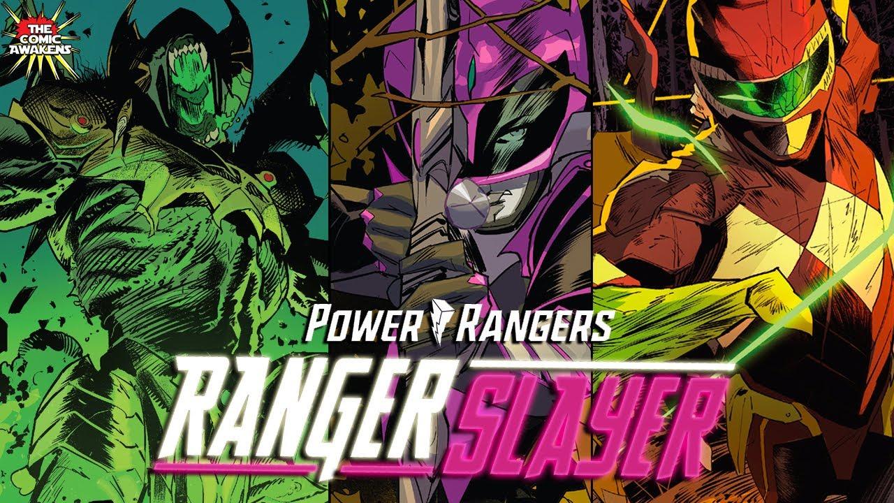 Power Rangers: Ranger Slayer Parte 1 | El levantamiento de los Spirit Rangers