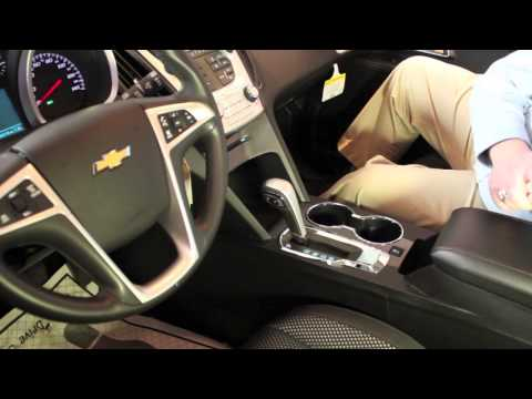 Chevy Equinox Eco, Traction Control and Stabilitrak Systems