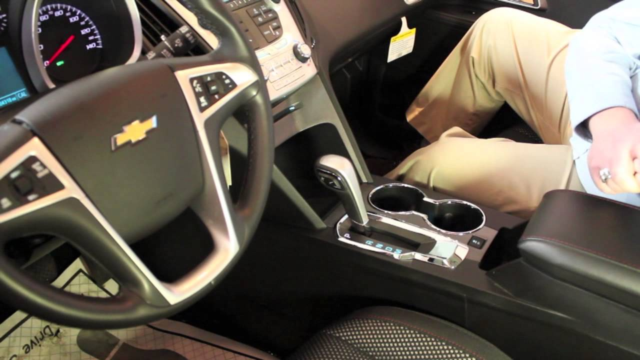 Chevy Equinox Eco Traction Control And Stabilitrak Systems Youtube Picture Of2012 Fuse Box