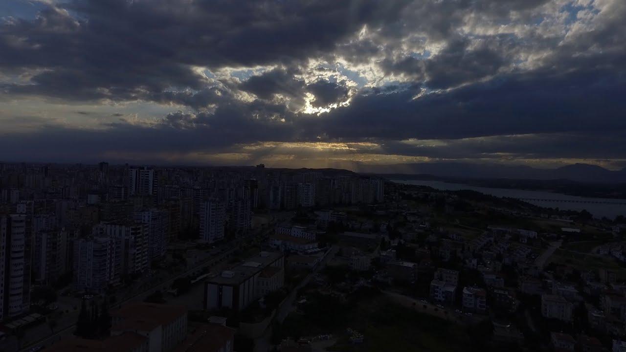 Dji Phantom 4 Pro / Adana Gün batımı фотки