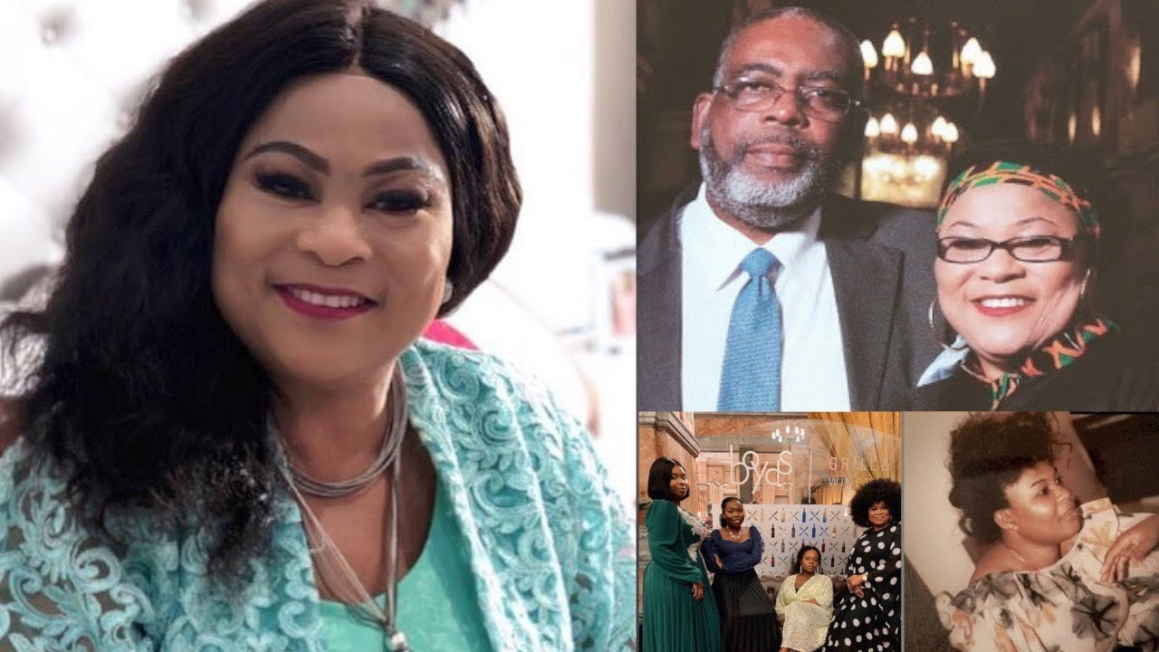 Download WATCH Yoruba Actress Sola Sobowale, Her Lovely Husband, Children And 10 Things You Never Knew