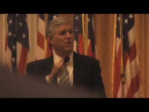 WeAreChangeLA confronts 9-11 Criminal General Richard Myers Part 3 of 3