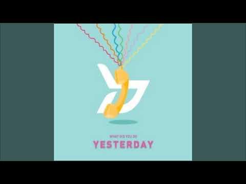 Block B - YESTERDAY (instrumental)