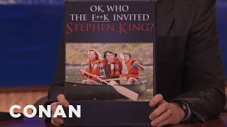 Coffee Table Books That Didn't Sell 04/04/16 - CONAN on TBS