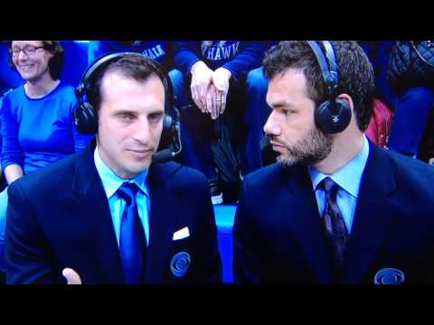 CBS analyst Doug Gottlieb cites halftime stat, credits Topeka Capital-Journal