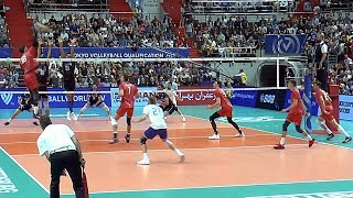 Волейбол. Атака. Россия vs Иран. Эпизод