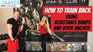 How To Train Back    Resistance Bands Exercises    Door Anchor    Exercise Demonstrations    Back