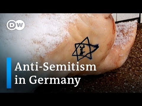Anti-Semitism on the rise in Germany | DW News