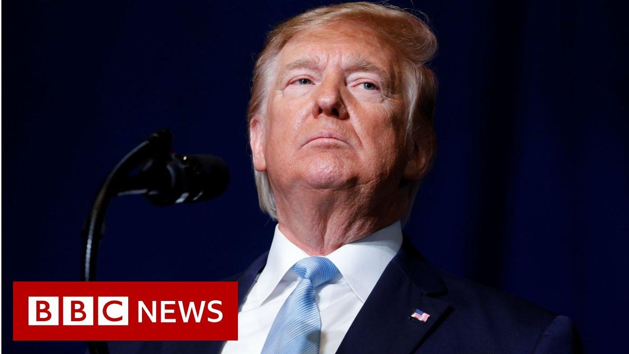 Trump on Soleimani strike: 'His reign of terror is over'