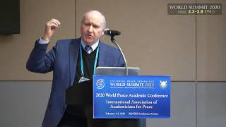 [World summit 2020] Dr. Thomas…