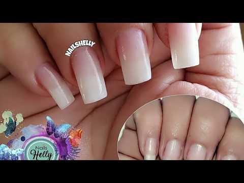 Cómo hacer uñas acrigel ¡FACIL!