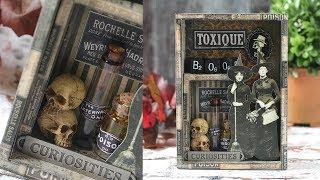 Toxique Box: Mixed Medium with Shari Carroll