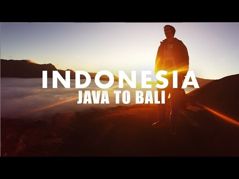 Java to Bali - Road Trip in Indonesia (GoPro) Stole The Show