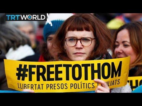 Catalan Separatists Trial: Trial of 12 Catalan separatists begins in Spain