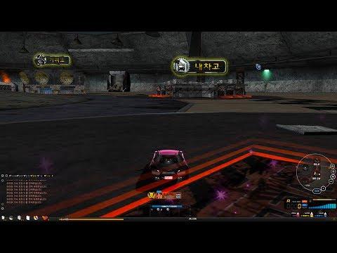 Hyper Acceleration Dockings from Level 85 Parts: Highlights - G62 [Drift City][Skid Rush][스키드러쉬]