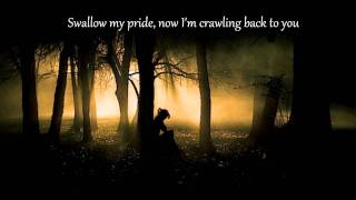 Daughtry - Crawling back to you 2011 Lyrics HQ