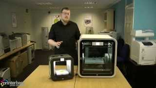 3D Systems Cube 3 3D Printer Review