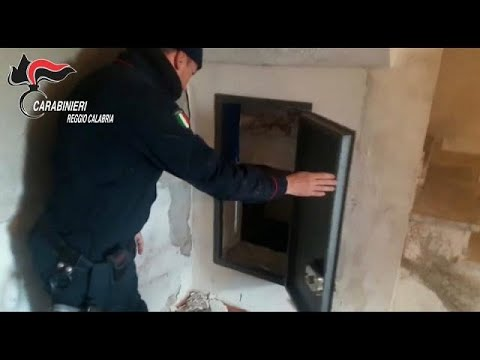 Polícia italiana descobre