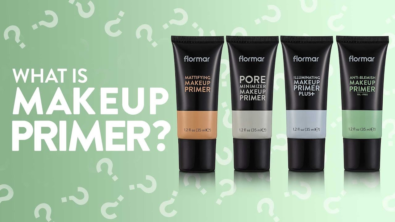 What Is Makeup Primer Youtube