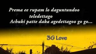 Gambar cover 3gLove Movie Lyrics - Search For LOVE