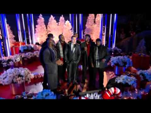 Michael Buble life - Christmas in Rockerfeller Center 2011 - NBC - Silver Bells